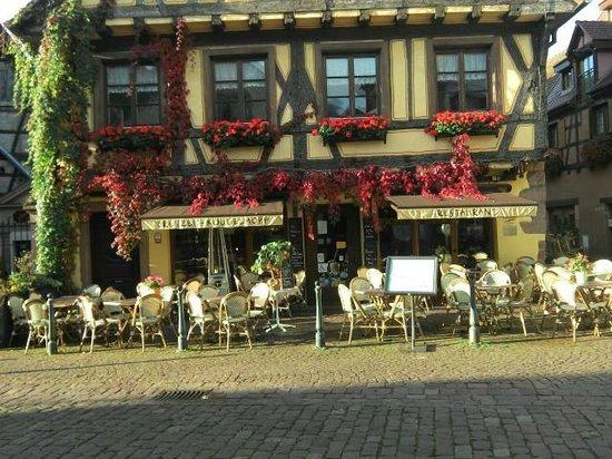 bratschall.manala : le restaurant