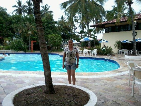Orange Praia Hotel: Muito bom