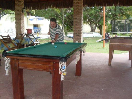 Orange Praia Hotel: Bom