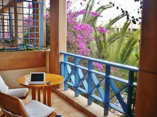 Le Médina Essaouira Hôtel Thalassa Sea & Spa - MGallery Collection : balcon