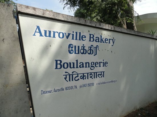 Auroville Bakery: Cant Miss This