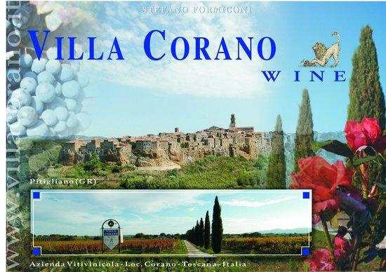 Villa Corano