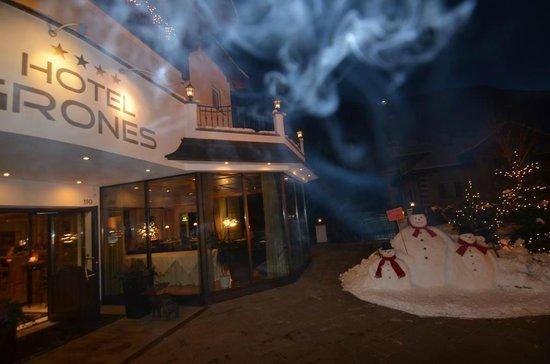 Hotel Grones : Notti natalizie