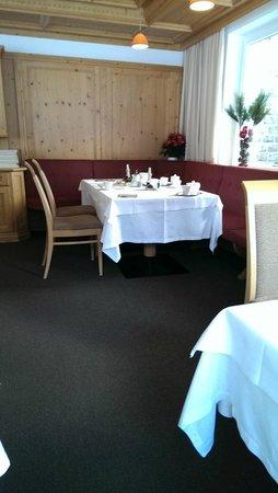 Hotel Grones : Sala ristorazione