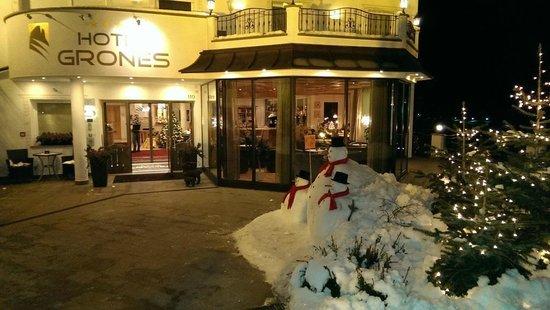 Ingresso Hotel Grones