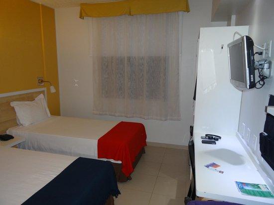 Go Inn Manaus: Двойной номер на первом этаже