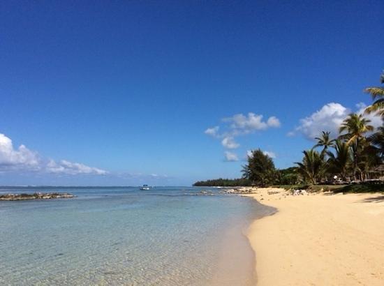 Tamassa beach front