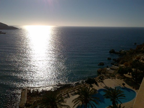 Radisson Blu Resort & Spa, Malta Golden Sands: View from room