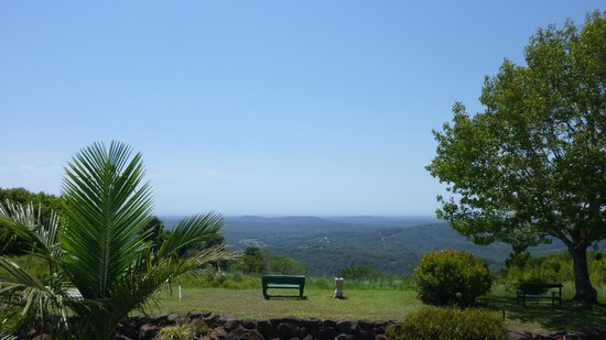 Clouds of Montville: View from the verandah