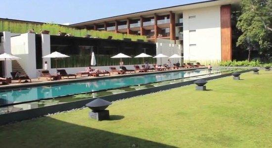 Anantara Chiang Mai Resort : pool area, Anantara Chiang Mai