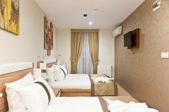 Sultanahmet Suite Life Hotel: Triple Room