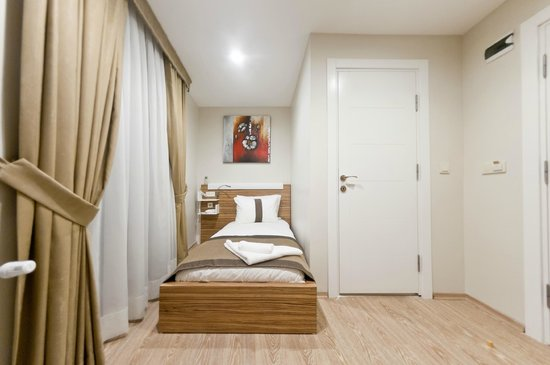 Sultanahmet Suite Life Hotel: Single room