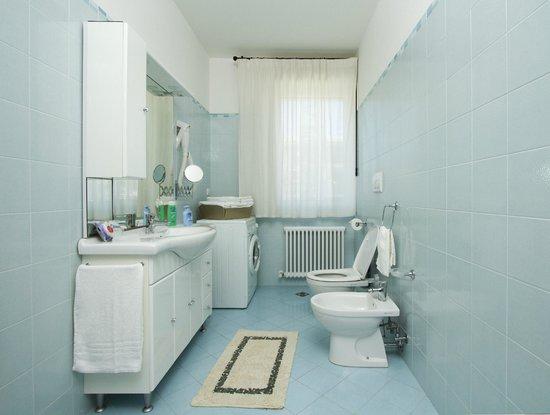 Bagno in camera - Residence I Delfini