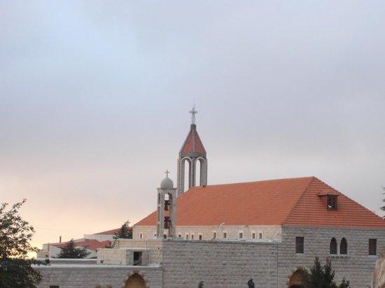 Saint Charbel Tomb: Saint Charbel Monastery