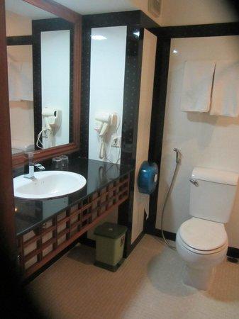 City River Hotel: bathroom