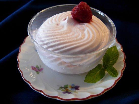 Maso Sveseri: mousse lamponi (gelato artigianale)