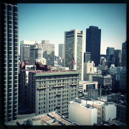Hotel Nikko San Francisco: A view to kill
