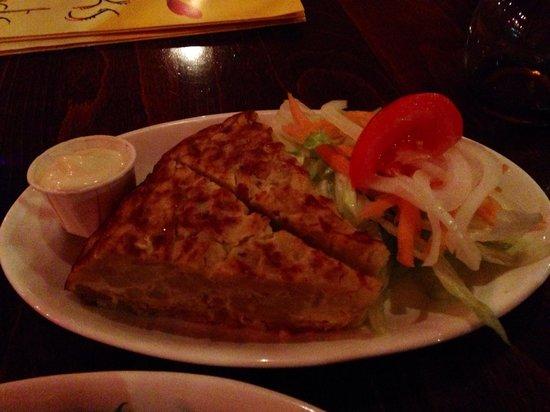 Nicholsons: Tortilla