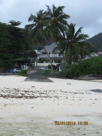 The Divers Lodge: вид на отель