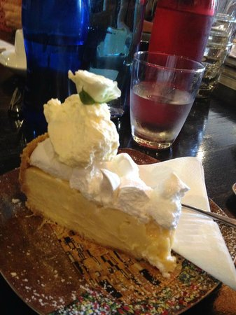 The Silva Spoon : Lemon Meringue Pie