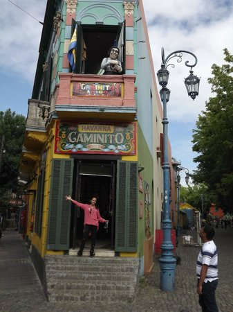 Argentina for All : Caminito - Argentina, Buenos Aires