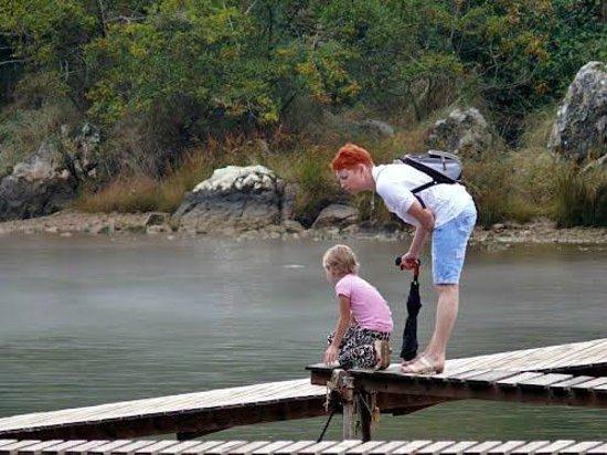 Lima Bay: жена и внучка - в поисках Золотой Рыбки
