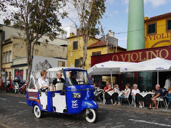 Restaurante O Violino: вид ресторана