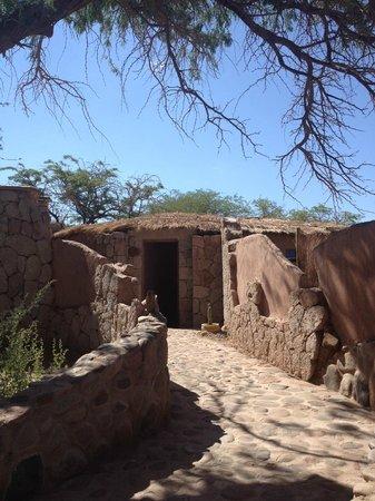 Ckamur Atacama Ethno Lodge: ACCEUIL DE L'HOTEL