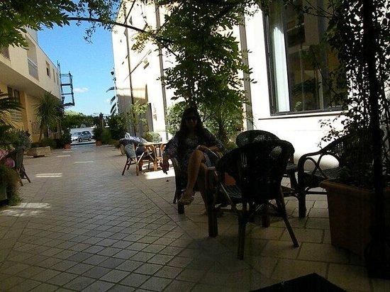 Hotel Miramare Otranto : alcuni ambienti