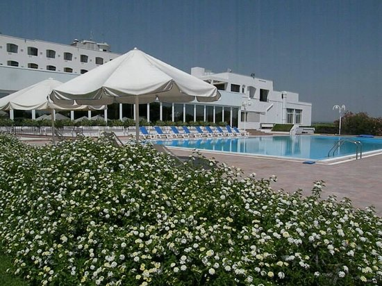 Grand Hotel Costa Brada: alcuni ambienti