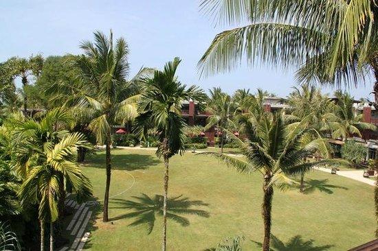 Ramada Khao Lak Resort: Garden