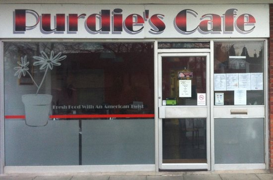‪Purdie's Cafe & Grill‬