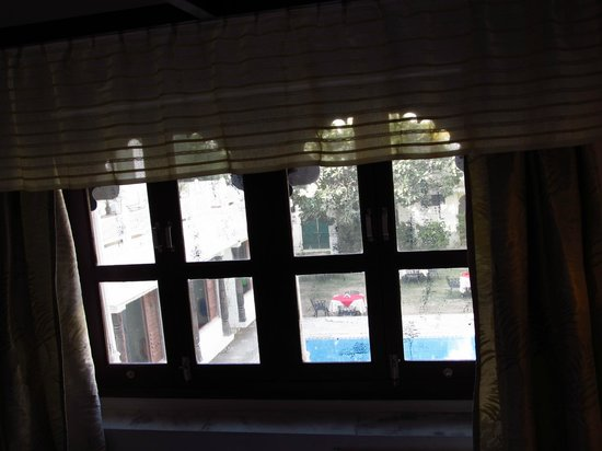 Hotel Mahendra Prakash: Superior Room views