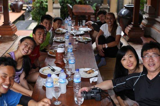 BaliGoBike - Bali Cycling Tours: The Group!