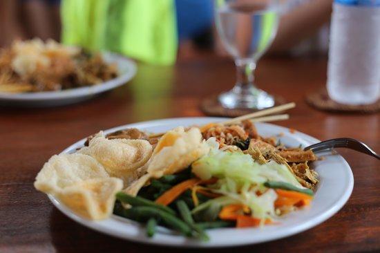 BaliGoBike - Bali Cycling Tours: Very Tasty food