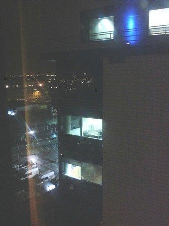 Jurys Inn Nottingham: Room 715 view from window