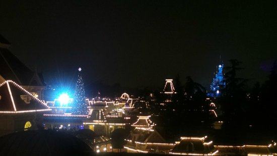 Disneyland Hotel : Wonderful view