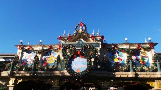 Disneyland Hotel : Christmas!