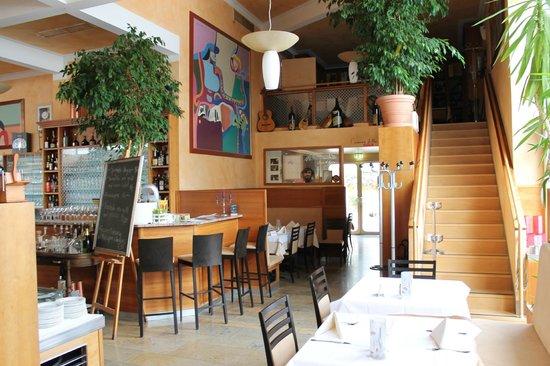 Ristorante Caruso : Restaurantbereich innen