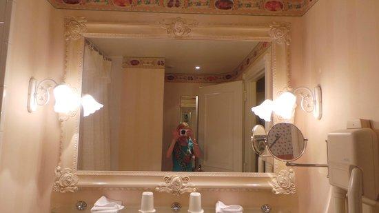 Disneyland Hotel : Bathroom