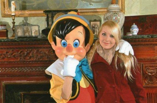 Disneyland Hotel : Pinocchio