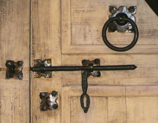 Riad Anyssates: Room doors