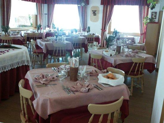 Hotel Miramonti: Sala da pranzo