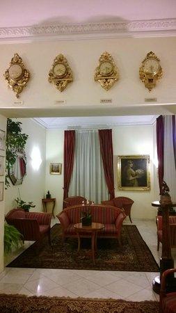 Hotel Saint George : Фойе