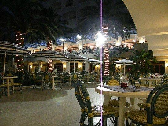Grand Hotel Don Juan: alcuni ambienti