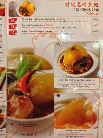 Feyloon: Shark fin soup