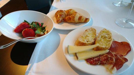 Finca Prats Hotel Golf & Spa: Desayuno