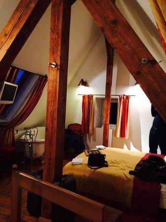 Hotel Drei Raben: Room 53