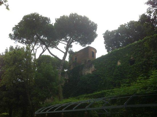 Giardino Scotto: Парк Скотто