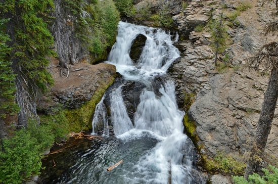 Bend, OR: Upper Tumalo Falls